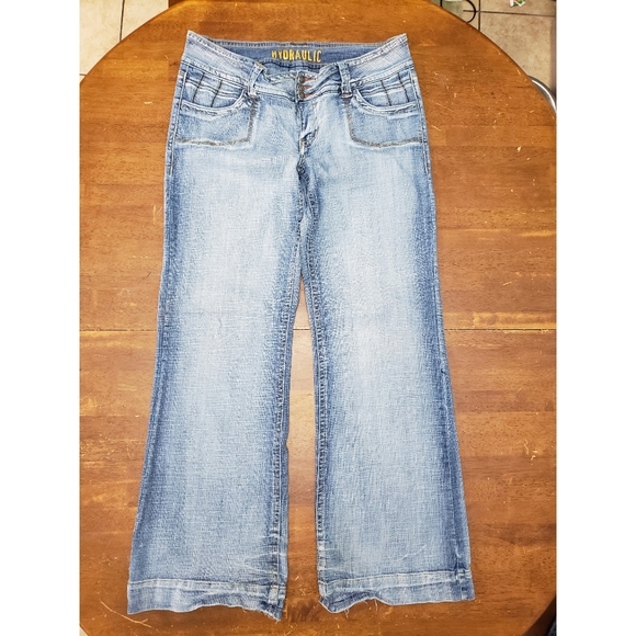 Hydronic jeans size 11/12
